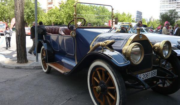 El Veteran Car Club cumple 50 años