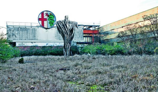 Alfa Romeo: la fábrica fantasma de Arese