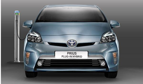 Toyota Prius Híbrido Eléctrico Enchufable precio