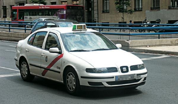 Los taxistas de Madrid denuncian el 'telenabo'
