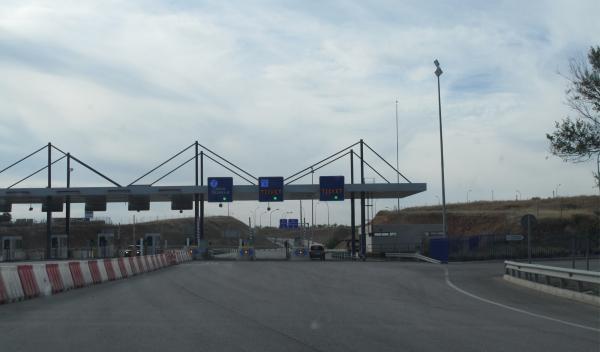 El Psoe pide quitar los peajes de autopistas portuguesas