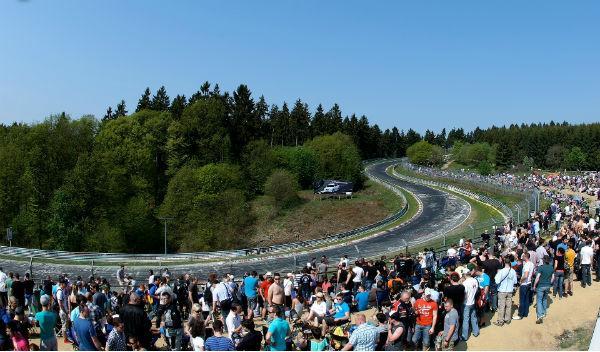La CE sospecha de ayudas al circuito de Nürburgring
