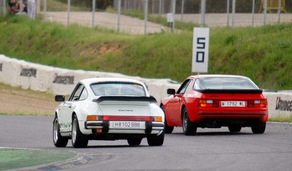 Auto Bild Classic Series: ¡tenemos los tiempos!