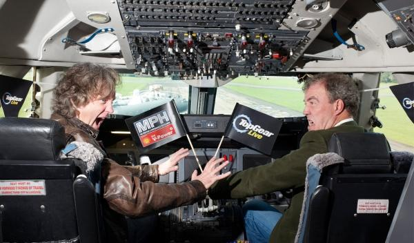 Top Gear y otros programas de motor, en Discovery Channel