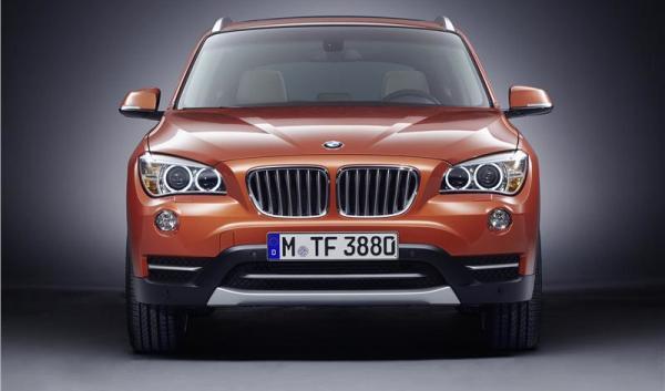 BMW X1 frontal