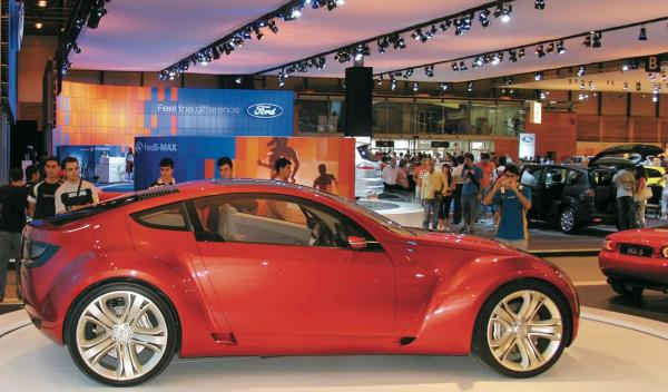 El Salón del Automóvil de Madrid de 2012 está en el alambre