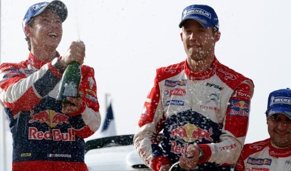 Sébastien Ogier ficha por Volkswagen