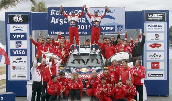 Vuelve el Rally de Argentina 2012 con Dani Sordo en Ford