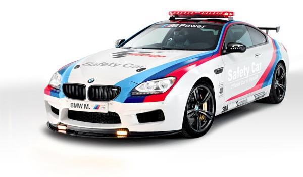 BMW M6 Coupe Safety Car MotoGP