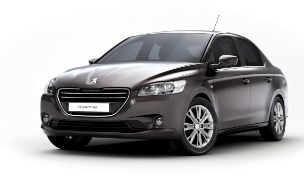 Peugeot 301, tres cuartos delantero