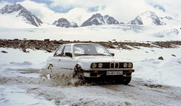 El BMW E30 cumple 30 años