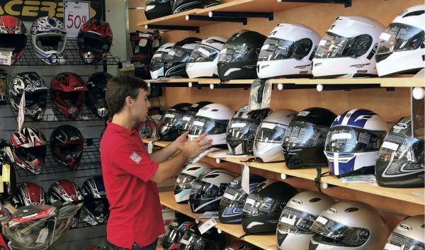 Elige el casco más seguro