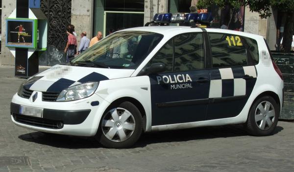 La Policía solo hará 100 km al día para ahorrar gasolina