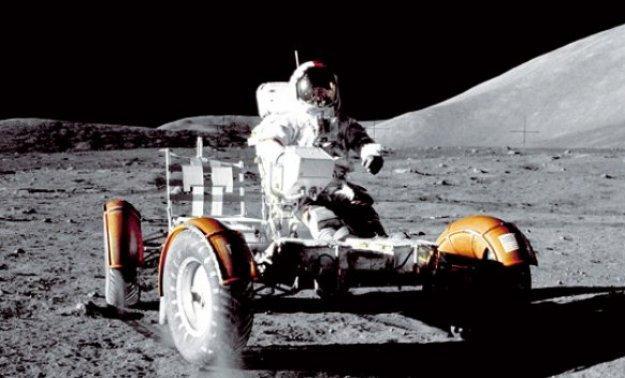Vehículos lunares: regreso al futuro
