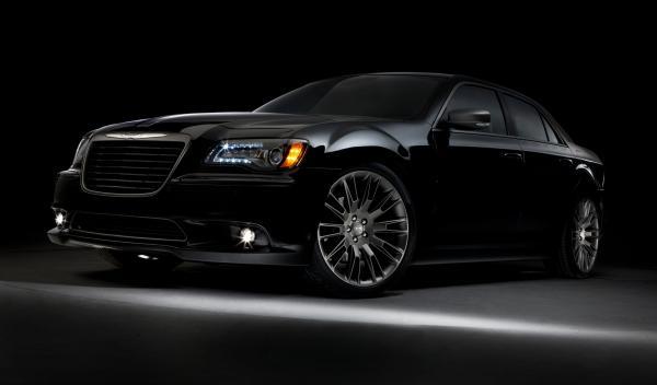 Delantera del Chrysler 300 de John Varvatos