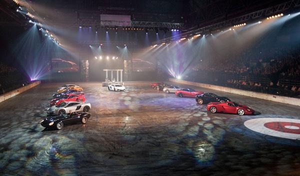 ¿Qué superdeportivos estarán en el Top Gear Alive?