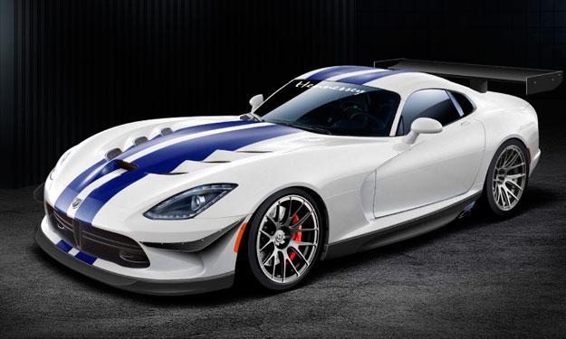 Hennessey Venom, un SRT Viper de más de 1.100 CV de potencia