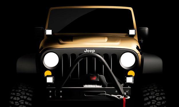 Chrysler SEMA Jeep Wrangler