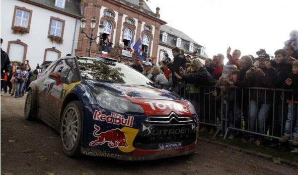 noveno título Loeb coche