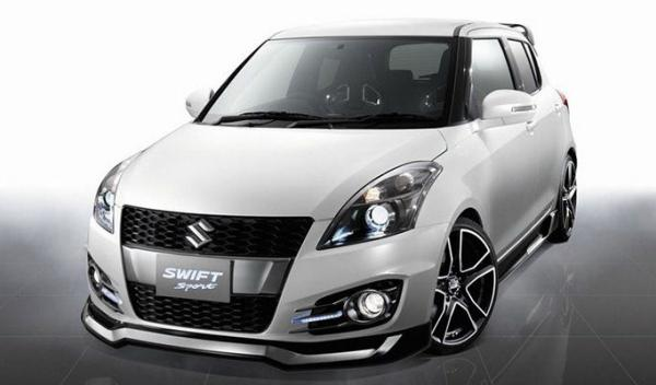 Suzuki Swift Sport frontal