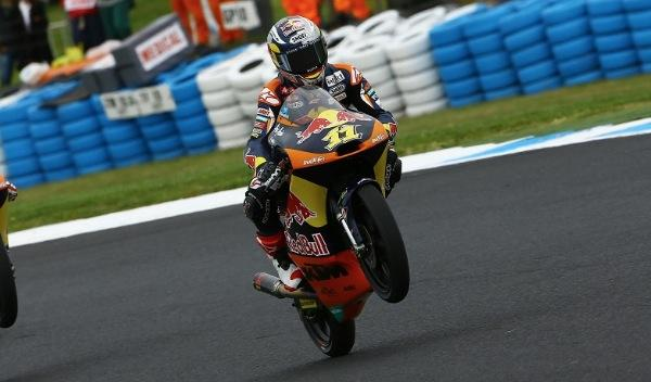 GP de Australia 2012: Cortese, victoria en Moto3