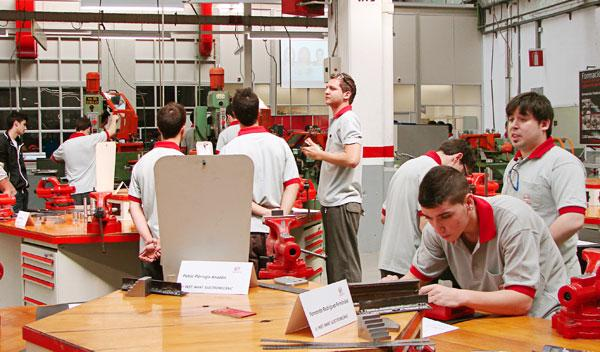 Una nueva fábrica de automoción en Navarra crea 32 empleos