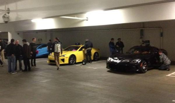 Clarkson, May y Hammond, de Top Gear, están en Norteamérica