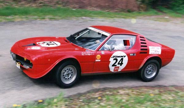 Alfa Romeo Montreal de grupo IV