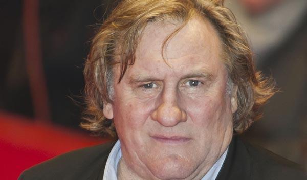 Gérard Depardieu se saca el carné de conducir belga