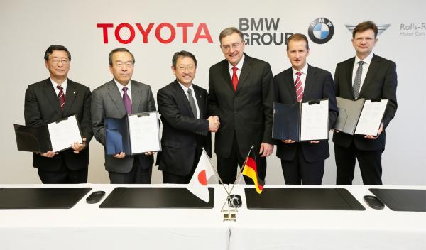 BMW y Toyota colaboran para fabricar un nuevo deportivo