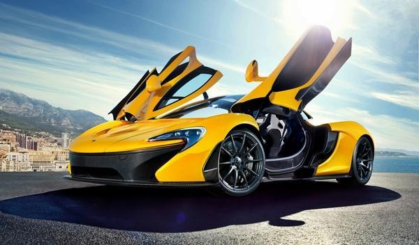 El McLaren P1 aparecerá en la película de Need for Speed