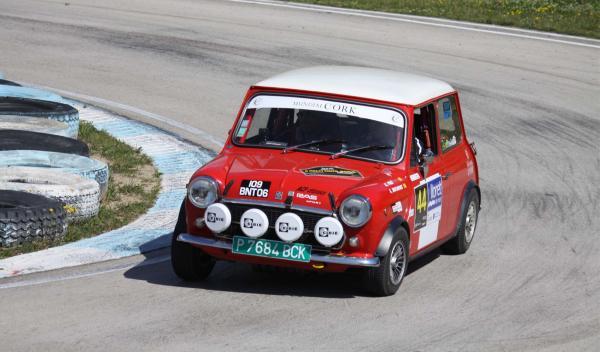 El X Rally Costa Brava Historic finaliza con dominio belga