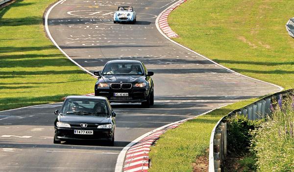 Nürburgring, a la venta por 130 millones de euros