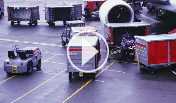 Top Gear: carrera con los vehículos de un aeropuerto