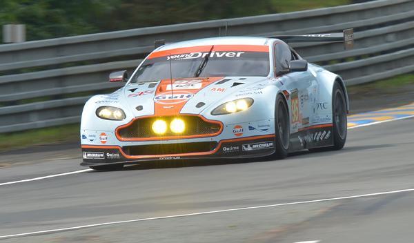 Allan Simonsen, muerto en las 24 Horas de Le Mans 2013