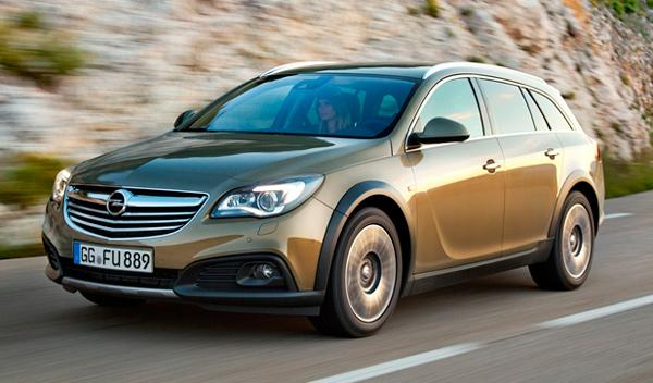 Opel Insignia Country Tourer, Opel, Insignia