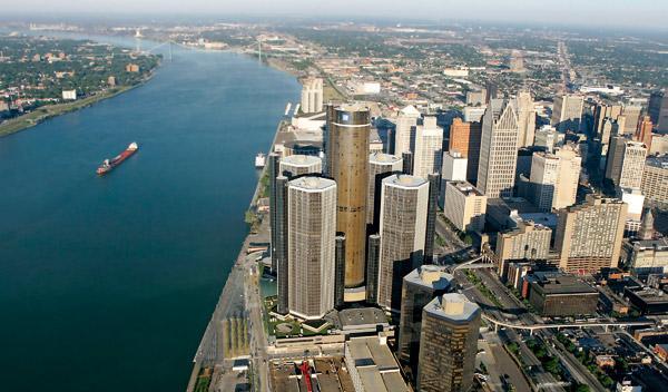 Detroit, en bancarrota: la 'Ciudad del Motor', al límite