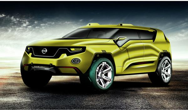 Nissan X-Patrol Concept Design