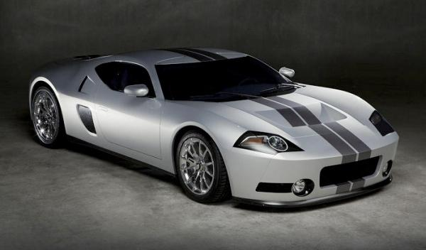Galpin Ford GTR1 3/4 Frontal