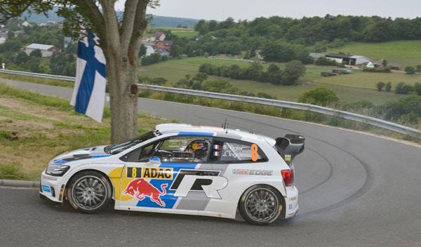 Rally Alemania 2013: Ogier y VW marcan el ritmo