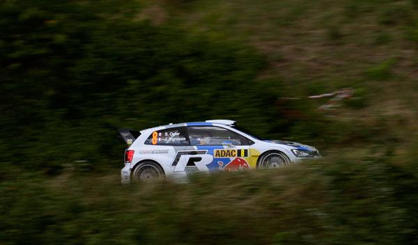 Rally Alemania 2013: Ogier abandona y Sordo se pone tercero