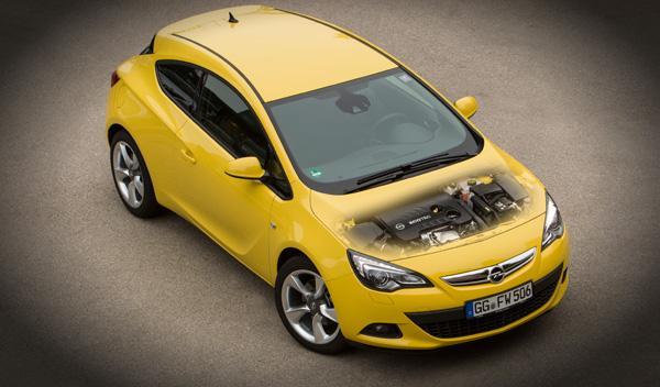 Opel Astra GTC 1.6 SIDI Turbo 170 CV