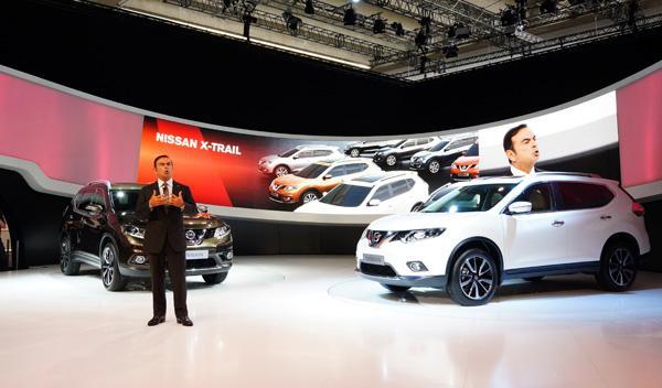 Entrevista, Etienne Henry, jefe de producto de Nissan