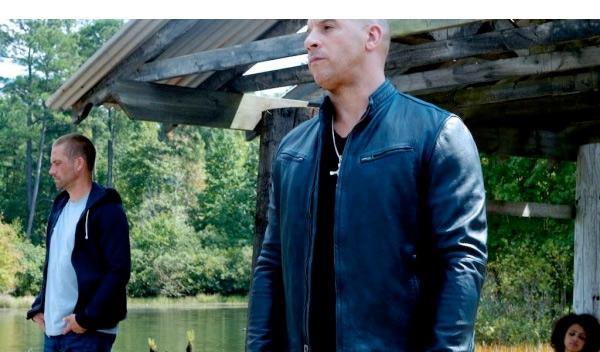 Vin Diesel cuelga un vídeo del rodaje de 'A todo gas 7'