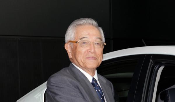 Fallece el expresidente de Toyota, Eiji Toyoda
