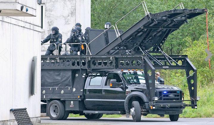 'Monster truck'