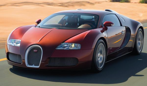 Iniesta alquiló un Bugatti Veyron para sus vacaciones