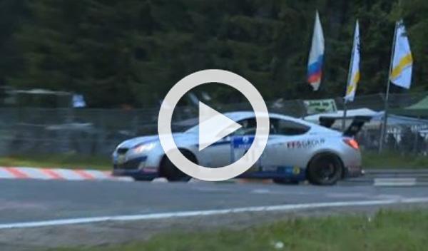 Vídeo: los accidentes de Nürburgring en 2013