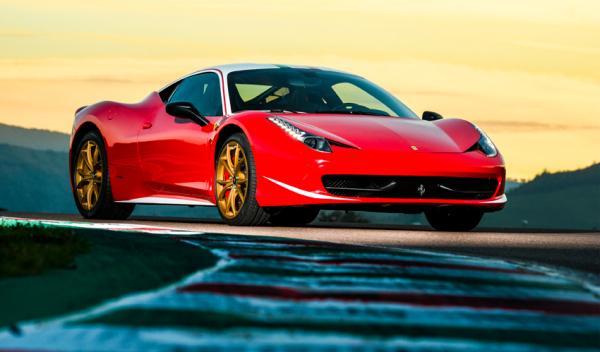 Ferrari 458 Italia en honor a Niki Lauda