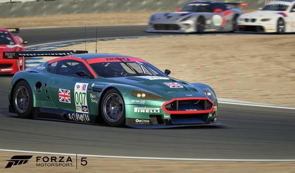 Forza Motorsport 5, ya lo hemos probado